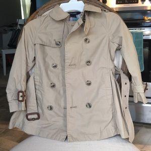Ralph Lauren Khaki Trench coat jacket